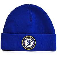 2ab8b6cbd27 Amazon.co.uk  Chelsea F.C. - Hats   Caps   Clothing  Sports   Outdoors