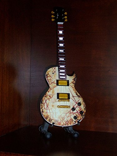 mini guitare deep purple ritchie blackmore affichage cadeau