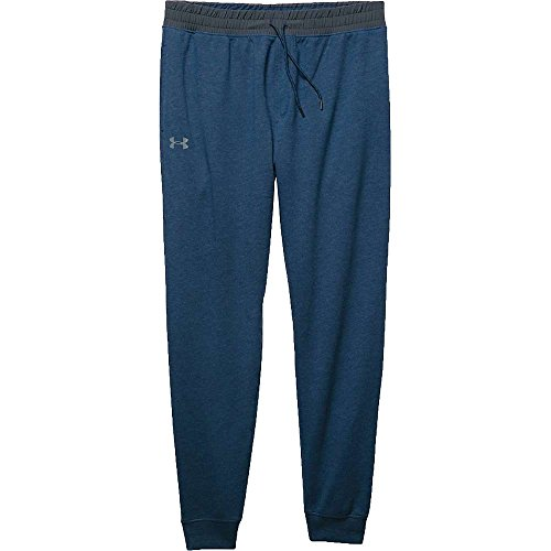 Faux Fly Mesh (Under Armour ColdGear Tri-Blend Fleece Trainingshose Herren LG (Large))