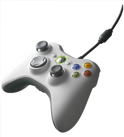 Microsoft - Manette filaire Xbox 360 - compatible Windows PC