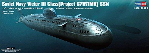 Hobby Boss 83529 Modellbausatz Soviet Navy Victor III Class SSN