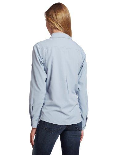 Royal Robbins Expedition Damen Long Sleeve Shirt arctic blue