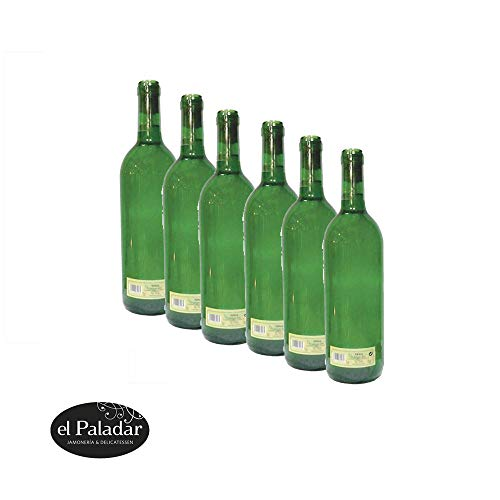 Pack 6 Botellas Vino Turbio Gallego 75 Cl.