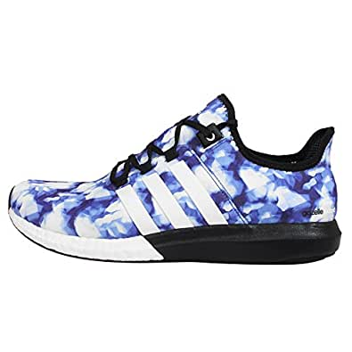 adidas - Climachill Ride Boost GFX Shoes - White - 9.5