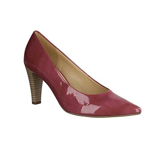 Gabor 41-280-90 Schuhe Damen Lack Pumps Weite F Mehrfarbig