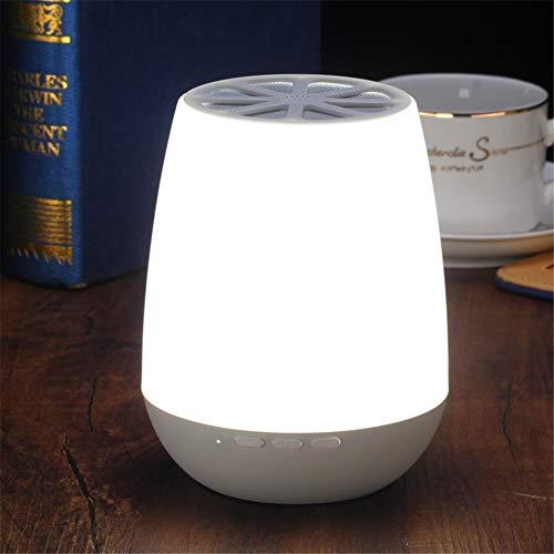 Nachtlicht Bluetooth Lautsprecher, smart Home Bunte atmosphäre licht Bluetooth Audio Mobile app Fernbedienung für Schlafzimmer und Camping Ge-answering-systeme