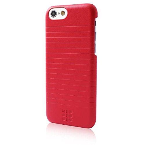 Moleskine mohcp7dlre custodia per iphone 7, rosso