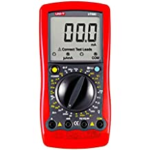 Silver Electronics UT58C - Multímetro digital