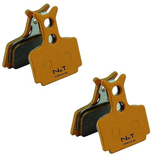 2x Noah und Theo nt-bp010/CR Keramik Bremse, Pads Formula R1Racing, R1, RO, RX, C1, CR1, CR3, T1, The One und Mega