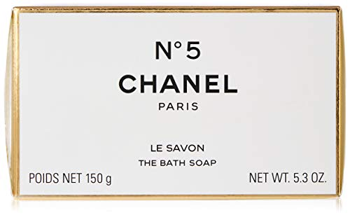 Chanel No. 5 Femme/Woman, Seife, 1er Pack (1 x 150 g) (Seife Luxus)