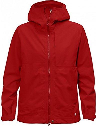 Fjällräven Damen Abisko Eco-Shell Jacket W Softshelljacken Rot