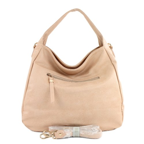 Borsa a mano borsa a tracolla shopping bag in similpelle LK138108 Hautfarben Amplia Gama De Venta Gran Venta Última De Descuento rBJ1bYRj