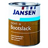 JANSEN Yacht- und Bootslack 375 ml