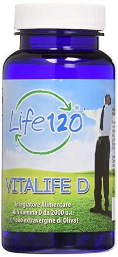 OneLife Life 120 Vita life D, Blu - 100 Softgel