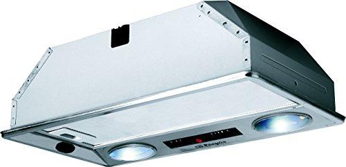 Orbegozo CA 07260 IN-Campana Cassette, INOX, 2 Motores de 120 W, Acero...