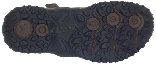 Allrounder by Mephisto ROCK P2002742 Herren Sandalen Braun (TAUPE VOYAGE 37)