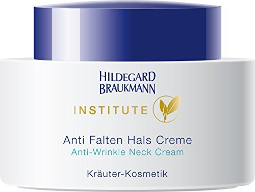 Hildegard Braukmann Institute Anti Falten Halscreme, 1er Pack (1 x 50 ml)