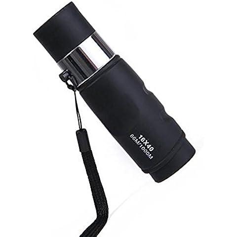 DONG Telescopio handheld portable mini HD 16 * 40
