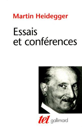 Essais et Conférences