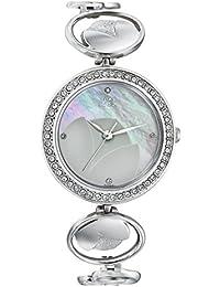 Titan Raga Analog Mother of Pearl Dial Women's Watch-NM2539SM01 / NL2539SM01