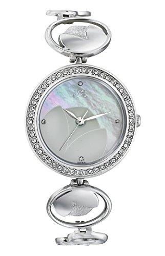 6. Titan Raga Analog Pearl Dial Women's Watch