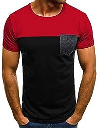 89b7b746b0e4 Amazon.it  Polo Con Taschino - T-shirt   T-shirt