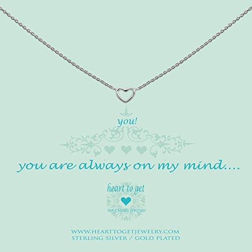 Heart to get Damenkette 925/ Silber N21OPH11S
