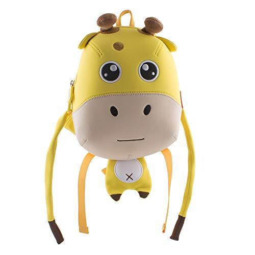 BINGONE Kinderrucksack mit Brustgurt Kindergartentasche Kindergartenrucksack Rucksack mit Leine