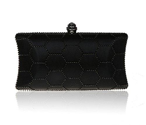 Mini strass sacchetto/ mano sacchetto di moda/ borsa da sera delle signore-C C
