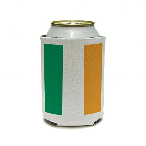 Irland Flagge–Irische ST Saint Patrick 's Day International können Kühler–Drink Isolator–Isolierter (Patrick In Irland Saint)