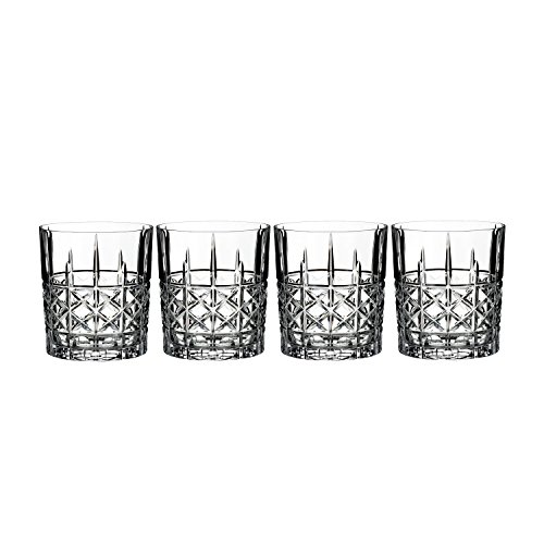 Brady by Waterford Glas Trinkglas, 4 Stück Waterford Tumbler Set