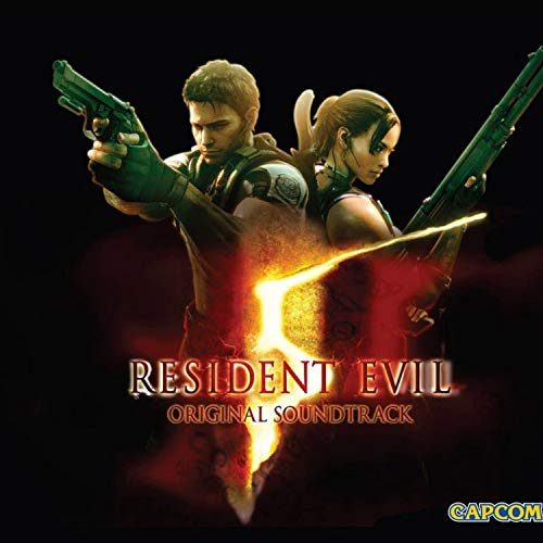 RESIDENT EVIL 5 ORIGINAL VIDEO GAME SOUNDTRACK