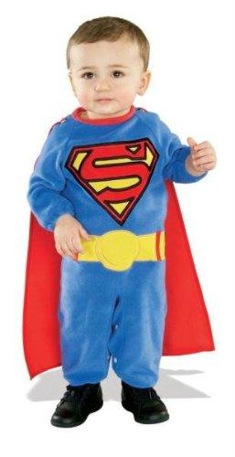 Superman Toddler 1t-2t (Superman Kostüm 2t)