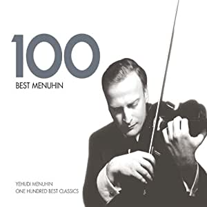 100 Best Menuhin (Coffret 6 CD)