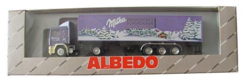 Albedo - Weihnachts Schokolade mit Zimt & Koriander - Volvo F12 Intercooler - Sattelzug (Zimt Koriander)
