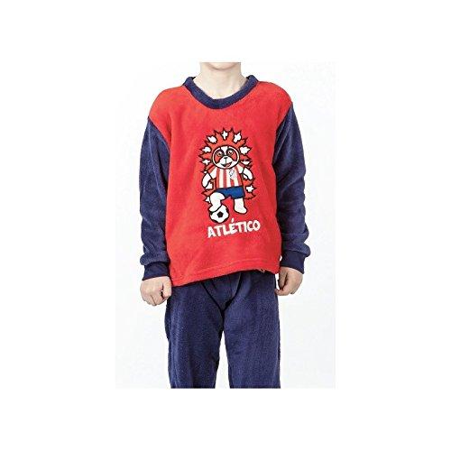 Pijama Atlético de Madrid niño invierno INDI - 6