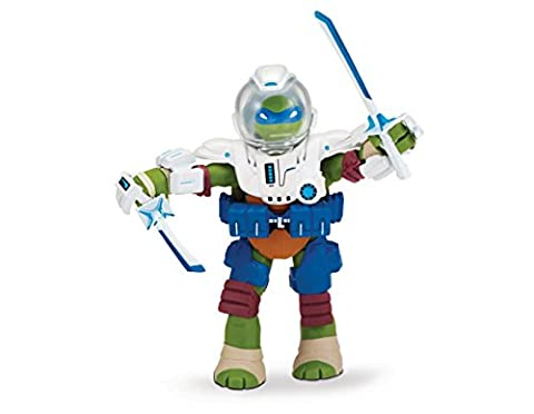 Teenage Mutant Ninja Turtles Dimension X Leonardo Action Figure