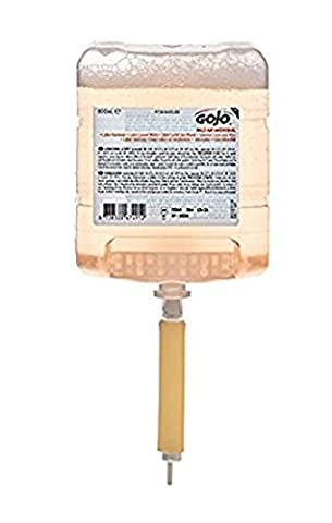 GOJO Anti-Bac Lotion Soap Fragrance Free - 800ml (6 x 800ml)