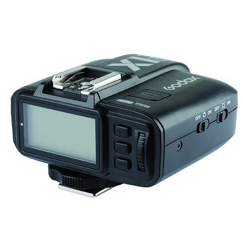 Godox X1T-N 2.4G TTL HSS Funk-Blitzauslöser für Nikon DSLR-Kameras Funk-LCD-Blitzauslöser Mit Godox 2.4G Wireless X-System 2.4 G Wireless-lcd