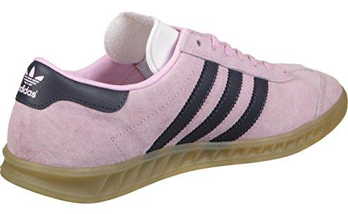 adidas Hamburg W Schuhe pink blau