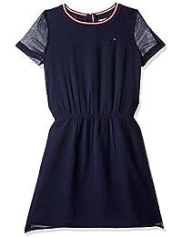 529dbd6c Tommy Hilfiger Girls' Dresses Online: Buy Tommy Hilfiger Girls ...
