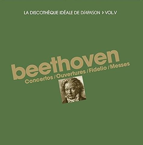 La discothèque idéale de Diapason, vol. 5 / Beethoven :