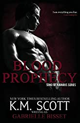 Blood Prophecy (Sons of Navarus #4): Volume 4 by K.M. Scott (2015-05-01)