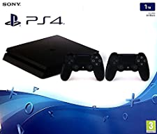 PlayStation 4 1TB Ultimate Player Edition inkl. 2 Controller CUH-2016B Version