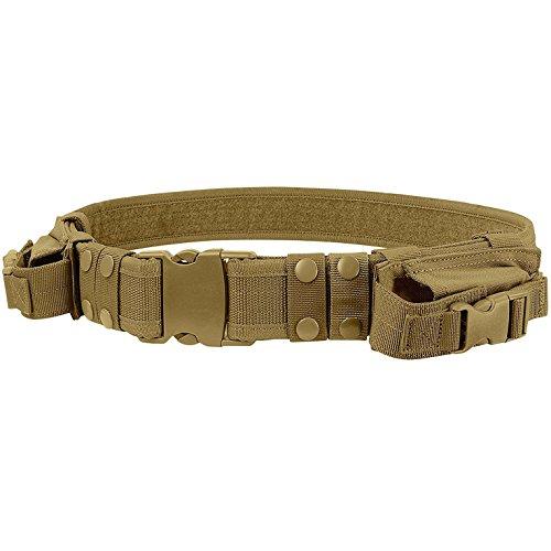 tel Coyote Braun (Condor Tactical Belt)
