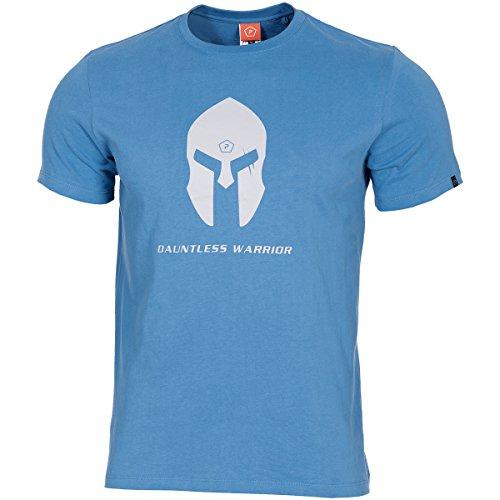 Pentagon T-Shirt Spartan Blau, S, Blau -