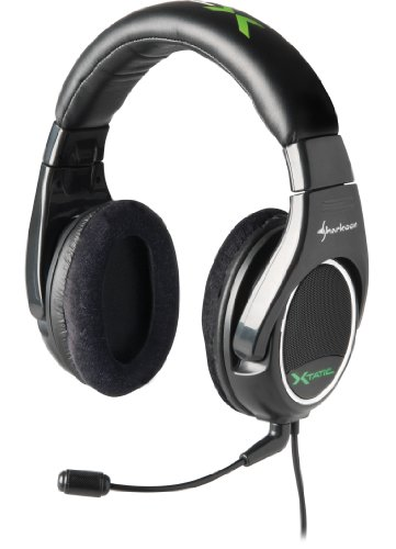Dolby Digital Headset (Sharkoon X-tatic digital Dolby 5.1 Headset)