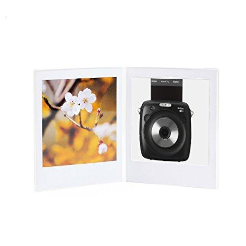 Preisvergleich Produktbild TaiYaun Bilderrahmen für Fujifilm Instax SQUARE SQ 10 Hybride Sofortbildkamera photo (1PCS, V Bilderrahmen)