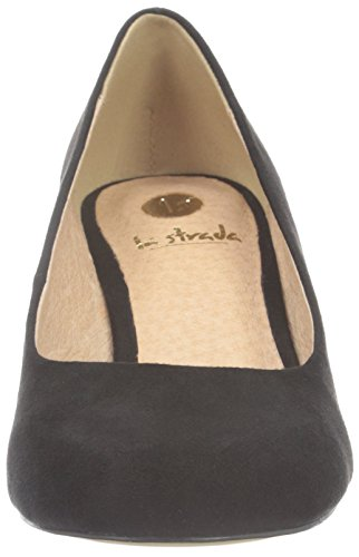 La Strada 960591, Escarpins femme Noir - Schwarz (2201 - micro black)