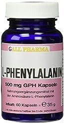 Gall Pharma L-Phenylalanin 500 mg GPH Kapseln, 1er Pack (1 x 35 g)